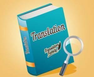 translation agency and translation partner