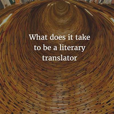 how to become a literary translator