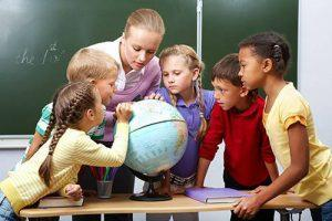 Translations for a department of education