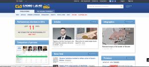 website localisation, translation of news
