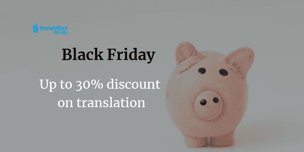 discount on translation service