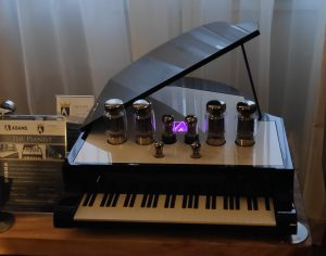 Adams pianist amplifier reviewed by Translators Family