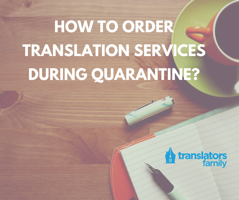 Translation Services online