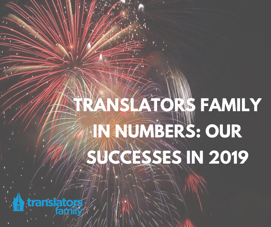 Translatots Family success