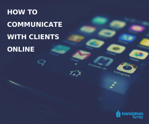 How to communicate with clients online