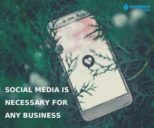 Social media is necessary for any business