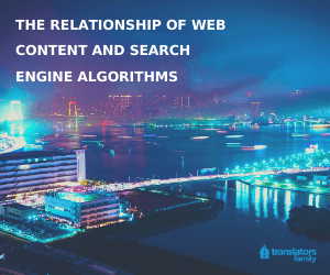 The Relationship Of Web Content And Search Engine Algorithms