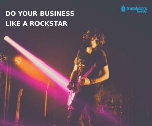 Do your business like a rockstar